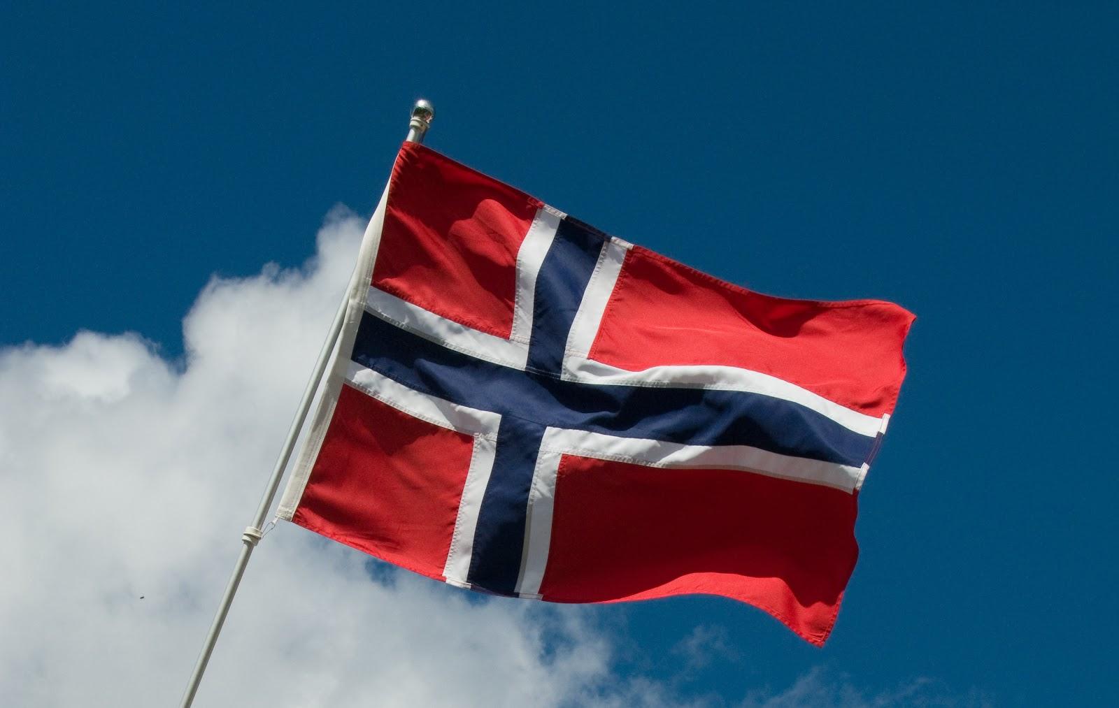 Drapeau norvégien